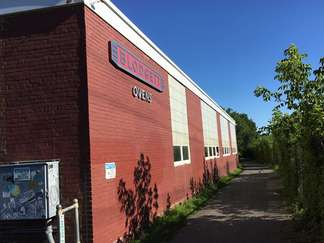 Blodgett Oven's current building on Lakeside Avenue - MATTHEW ROY