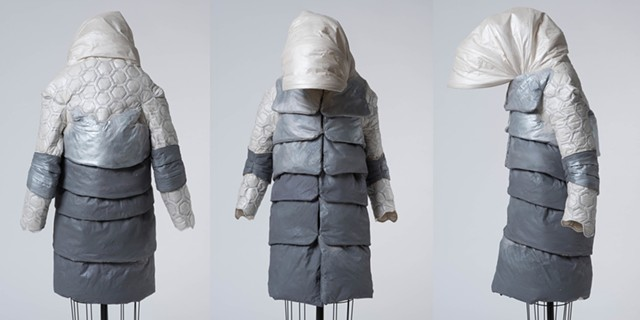 Lucy Leith's Trilobite Coat - LUCY LEITH