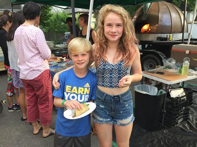 Mac and Elena Spencer - SALLY POLLAK