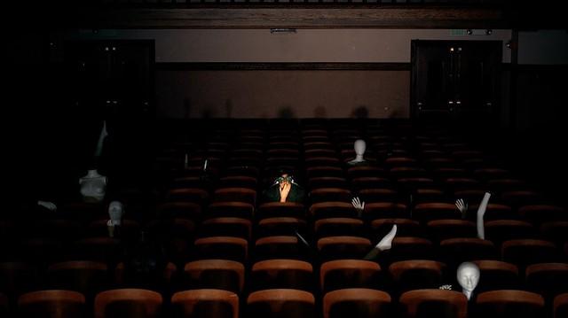 "Still from Alec Julien's film ""Anonymous"" - ALEC JULIEN"