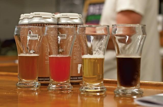 Beer at Tunbridge's Brocklebank Craft Brewing - HANNAH PALMER EGAN