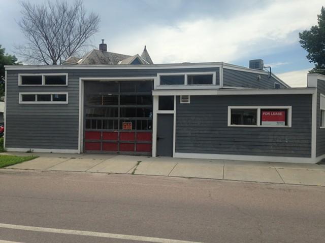The Burlington Beverage building - MOLLY WALSH
