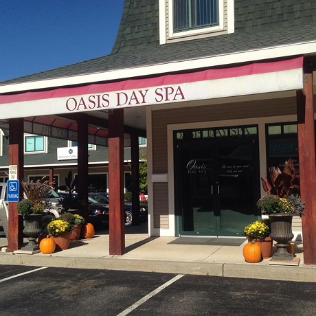 COURTESY OF OASIS DAY SPA