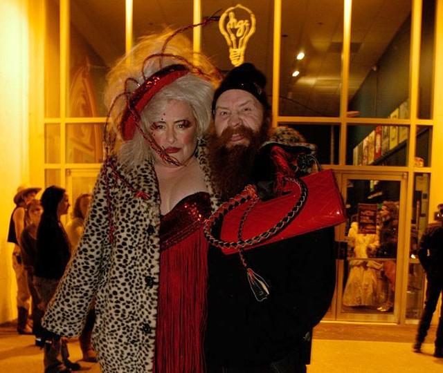 Diane Sullivan and Andy Dumbleton - MATTHEW THORSEN