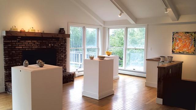 Farmhouse Gallery - ELIZABETH M. SEYLER