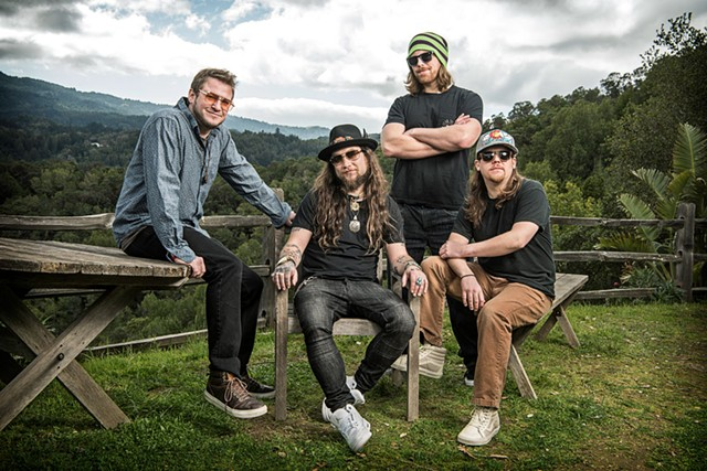 Twiddle - COURTESY OF JAY BLAKESBERG