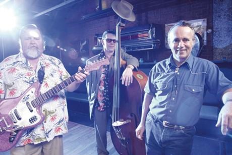 """Big Al"" Lemery, Billy Bratcher and Danny Coane - MATTHEW THORSEN"