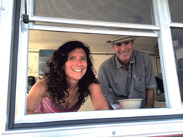 Karen and Will Bohmann - SALLY POLLACK