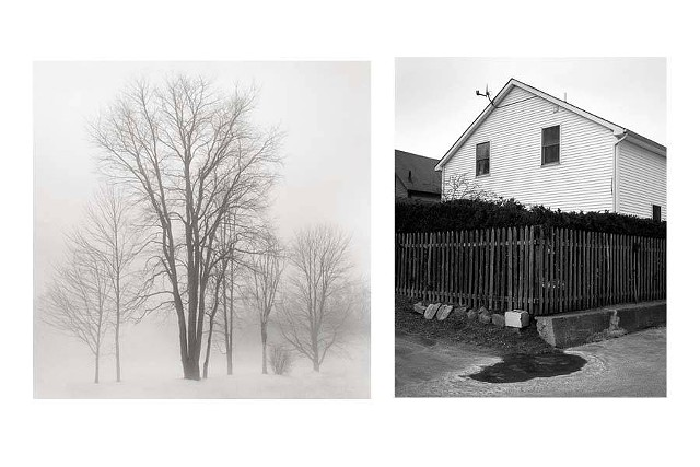 From left, images by Vaune Trachtman and Matthew Peterson - VAUNE TRACHTMAN AND MATTHEW PETERSON