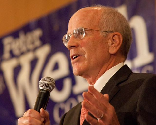 Rep. Peter Welch - FILE: MATTHEW THORSEN