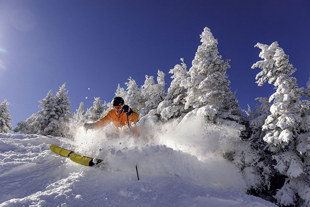 Smugglers' Notch Resort - COURTESY OF SKI VERMONT