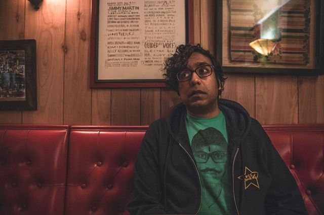 Hari Kondabolu - COURTESY OF ROB HOLYSZ