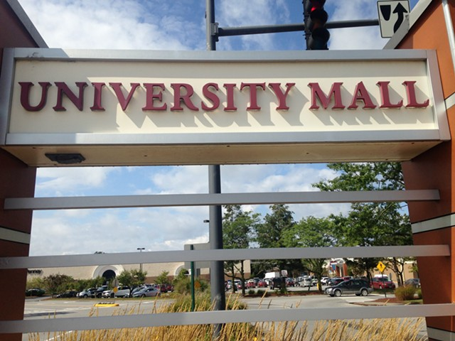 University Mall - MOLLY WALSH