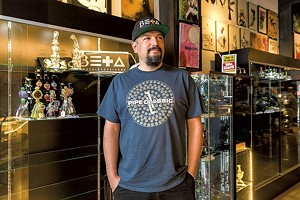 Bern Gallery owner and Pipe Class founder Tito Bern - FILE: OLIVER PARINI