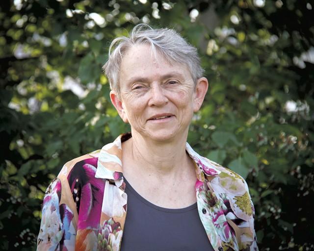 Judith Chalmer - COURTESY OF KATIE MILLER
