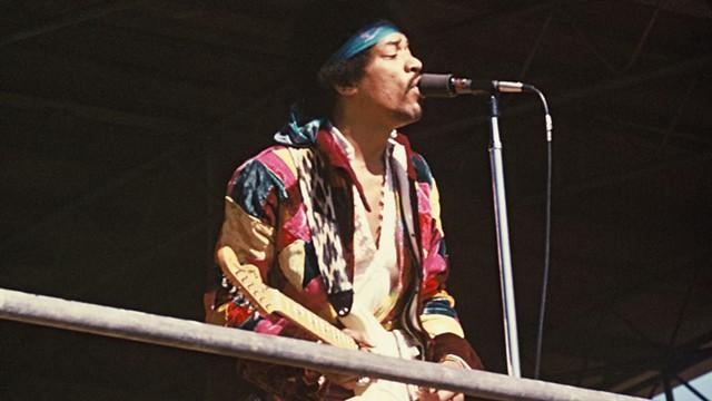 Jimi Hendrix, who will definitely be performing at Shrin-i-erdom 2017. - DREAMSTIME