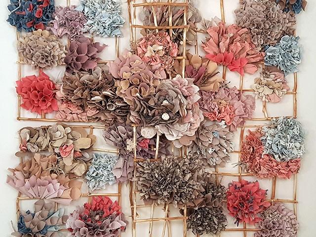 """Five-Part-Bloom"" by Rebecca Hutchinson - BURLINGTON CITY ARTS"