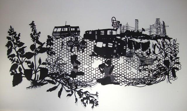 """Atomic City"" by Molly Bosle"