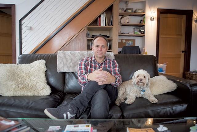 Ken Bogdanowicz - COURTESY OF LUKE AWTRY PHOTOGRAPH
