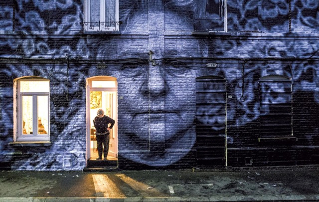 Still from Agnès Varda's Faces Places - COURTESY OF VERMONT INTERNATIONAL FILM FESTIVAL