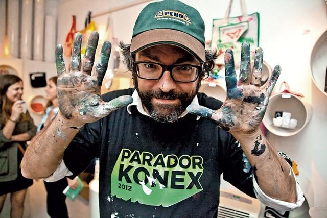 Ricardo Liniers Siri - COURTESY OF TOON BOOKS