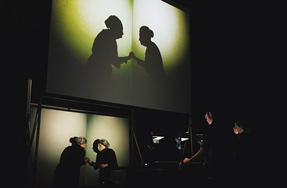 Manual Cinema Spins Stories With Puppets, Projectors and Live 'Film'