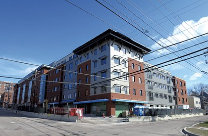 New Champlain College Dorm to Ease the Student Housing Crunch