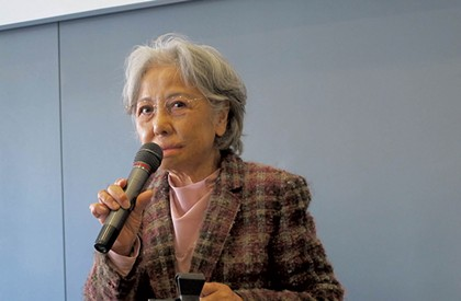 Japanese Atomic Bomb Survivors Bring Their Stories to Vermont