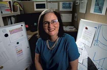 Alison Cosette, Health Care 'Data Nerd'