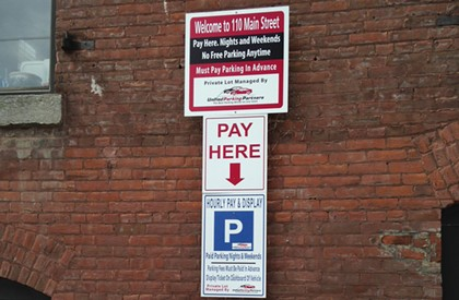 WTF: How Can Private Parking Lots Issue Tickets?