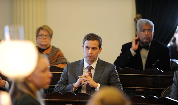Vermont Senate Votes to Override Scott's Veto of Toxics Bill