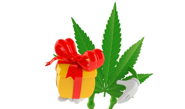 The Cannabis Catch-Up: What's the Deal With Gifting?