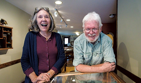 Longtime Burlington Jewelers Doug and Marty French Call It a Career