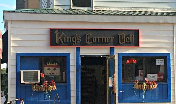 Burlington Sandwich Shop King's Corner Deli to Close