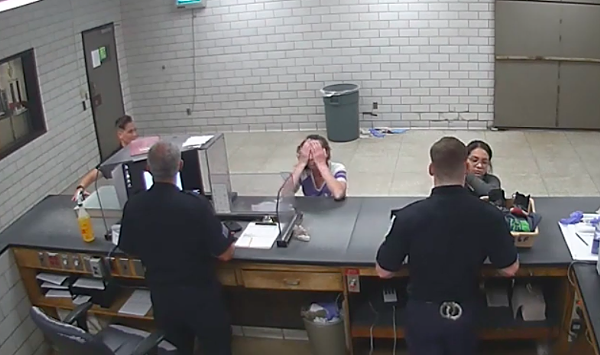 Madelyn Linsenmeir to Cops in Booking Video: 'I'm Very Ill Right Now'