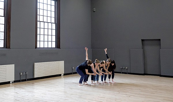 UVM's Dance Program Celebrates a New Major and a New Sprung Floor