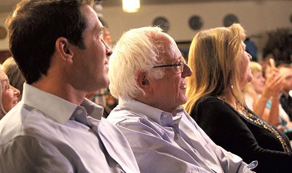 Will the Revolution Be Monetized? Bernie Sanders' 'Dark Money' Org