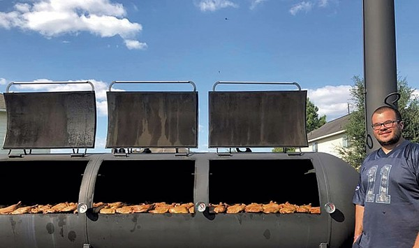 Restoration Barbecue Sets Up a Smoker in Brandon
