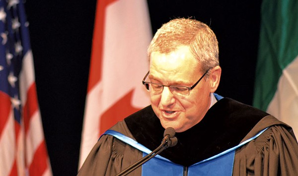 Champlain College President Makes a Quick Exit