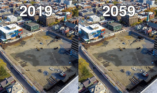 The Parmelee Post: Viral App Reveals What CityPlace Will Look Like in 40 Years