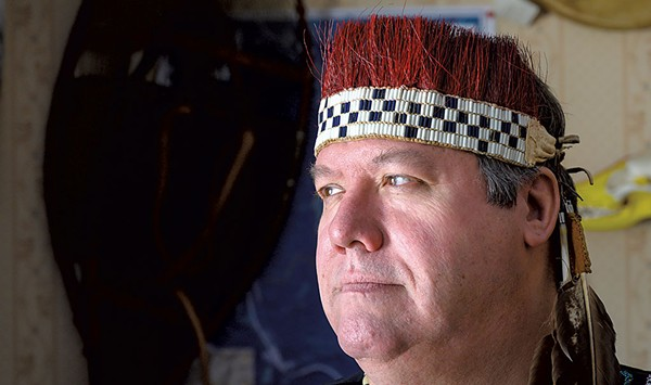Chief Don Stevens Represents a New Era of Abenaki Leadership in Vermont