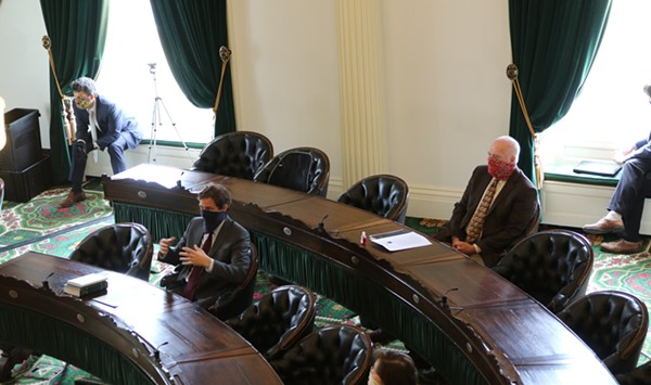 Vermont Senate Approves Remote Voting Measure