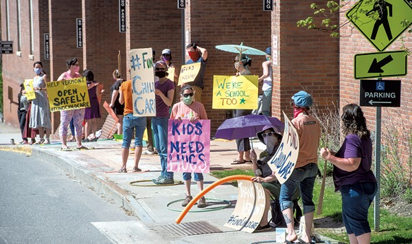 Childcare Providers Say They Need More Money From the State to Reopen