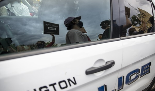 Activists Demand Burlington Defund Its Police Department