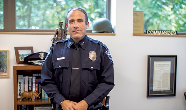 Burlington's Former Top Cop Reemerges as Police Reform Expert