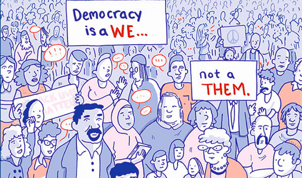 Vermont Humanities Announces Virtual Fall Conference on Democracy