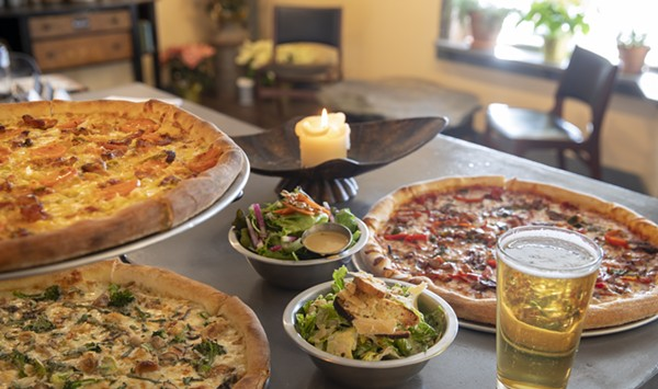 Stone's Throw Pizza Coming to Charlotte