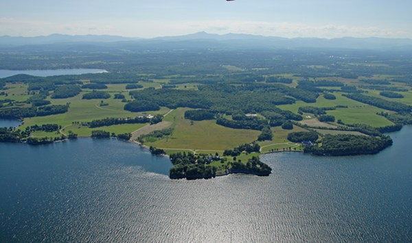 Want to Live at Shelburne Farms? Here's Your Chance