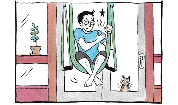 Book Review: 'The Secret to Superhuman Strength,' Alison Bechdel