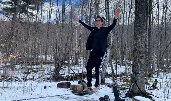 Stuck in Vermont: Alison Bechdel Shares 'The Secret to Superhuman Strength'